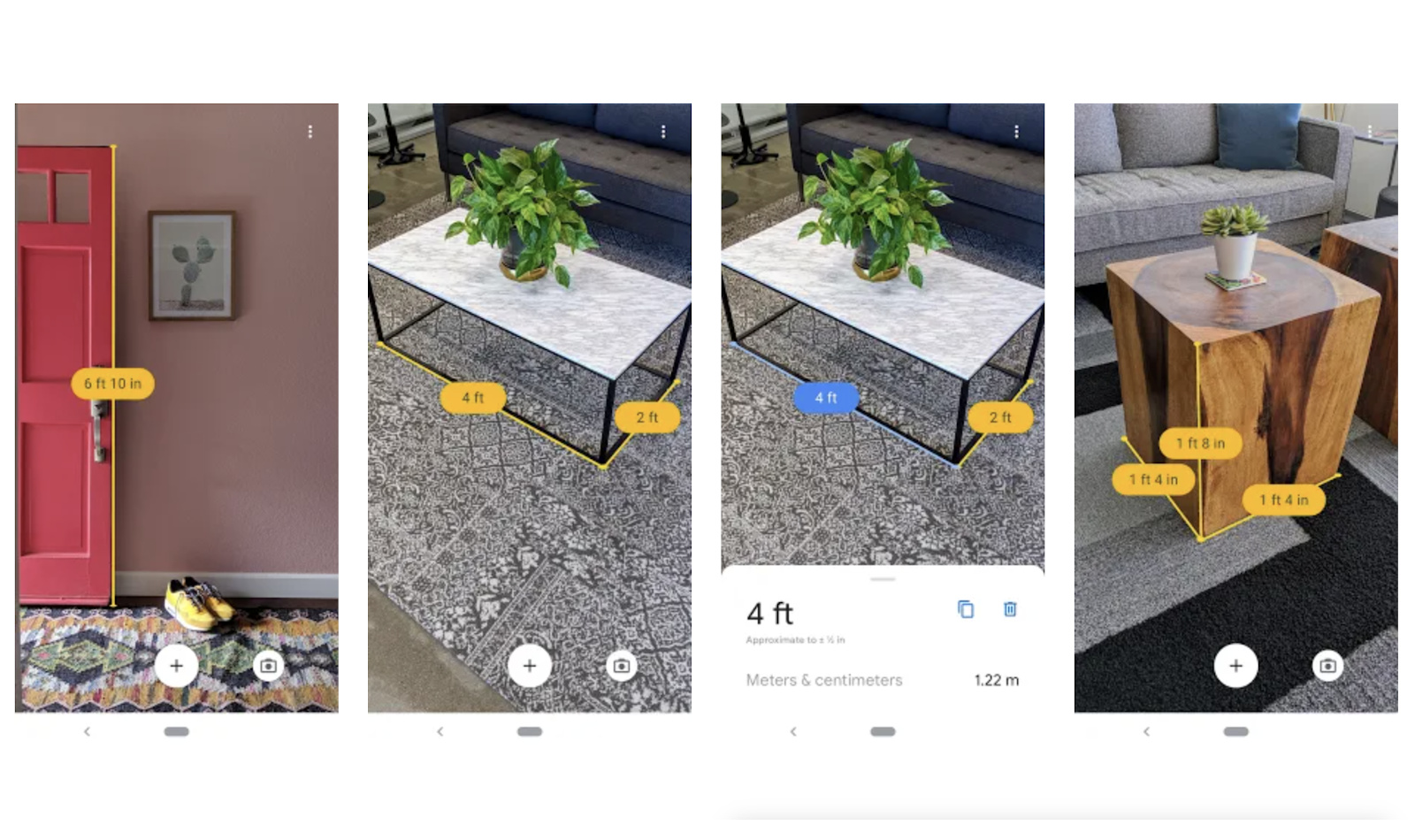 Google quietly ends support for its augmented reality Measure app – Engadget