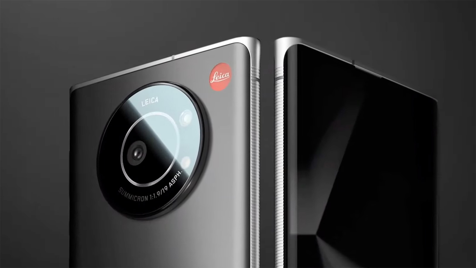 Leica's very own Leitz Phone 1 is a rebadged Sharp Aquos R6
