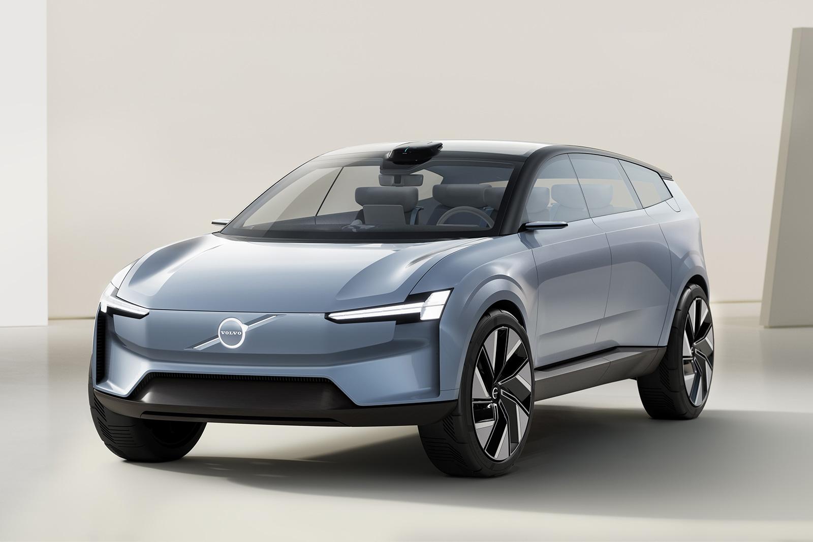 Volvo Concept Recharge EV