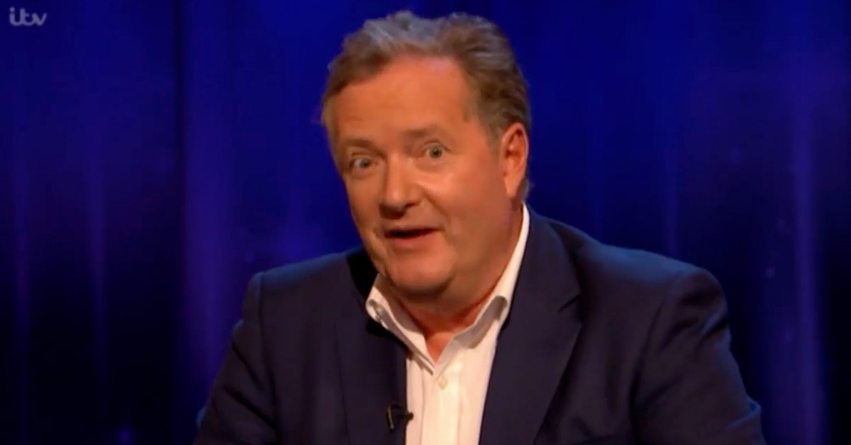 Piers Morgan shocked after being shut down over Meghan question