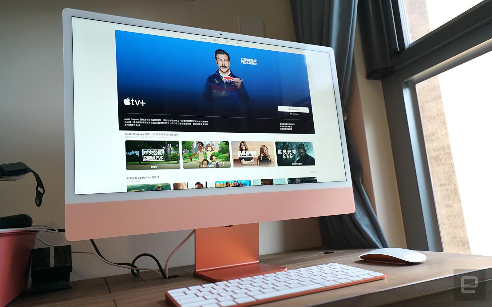 iMac 24 吋 M1 (2021) 評測