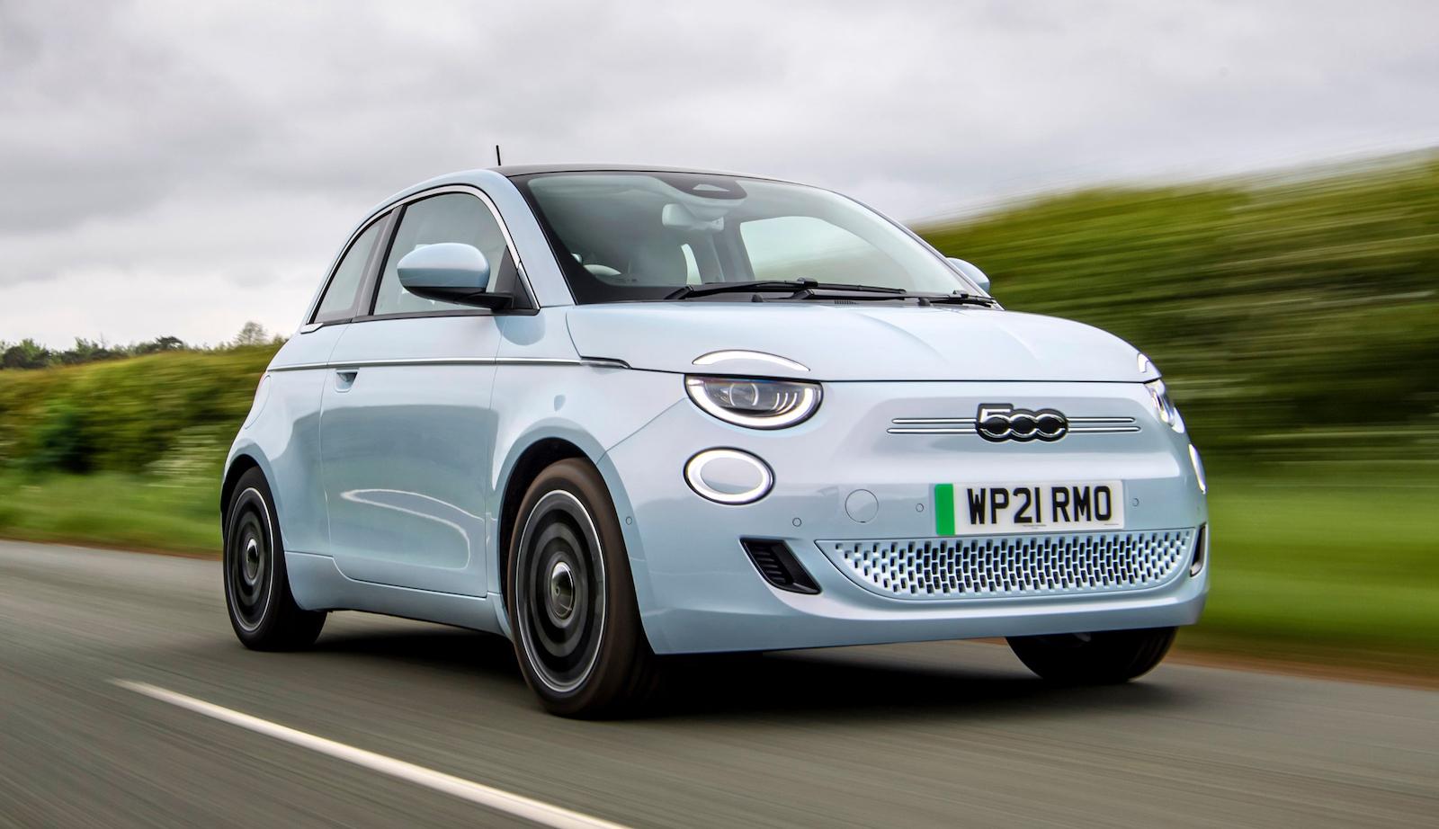 Fiat 500 City Car