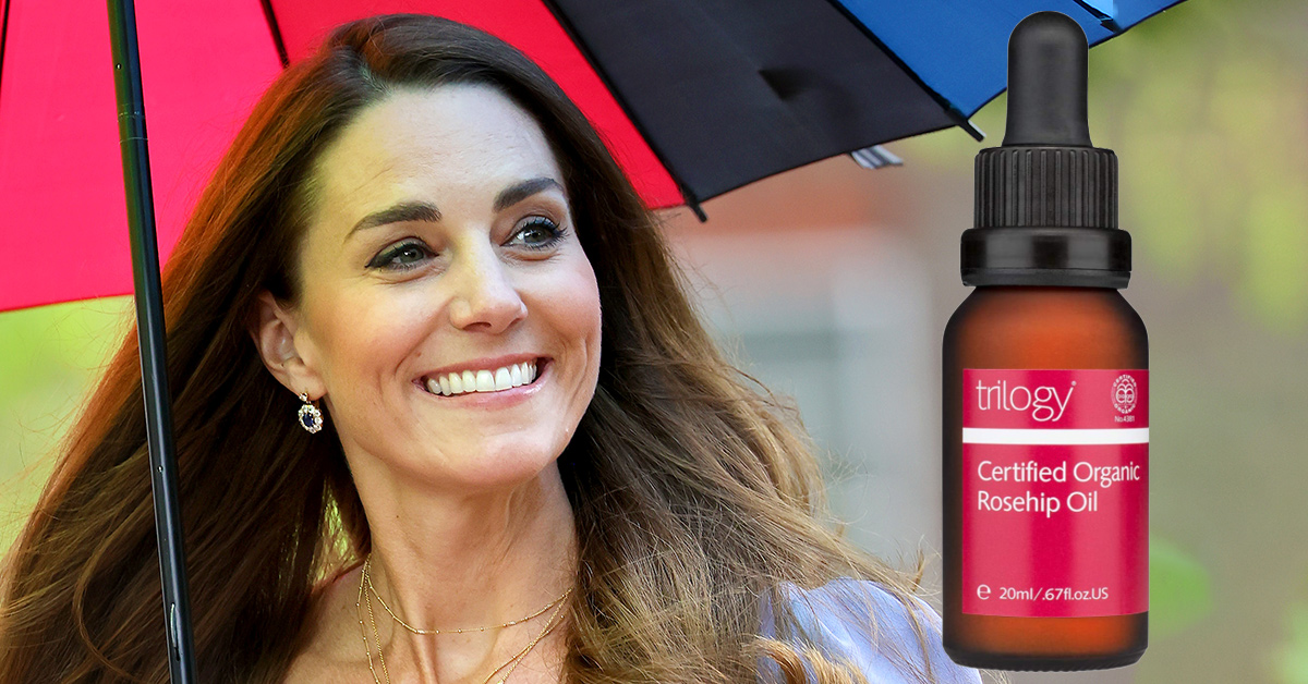 Kate Middleton's favourite face oil on sale for $29.99 on Prime Day