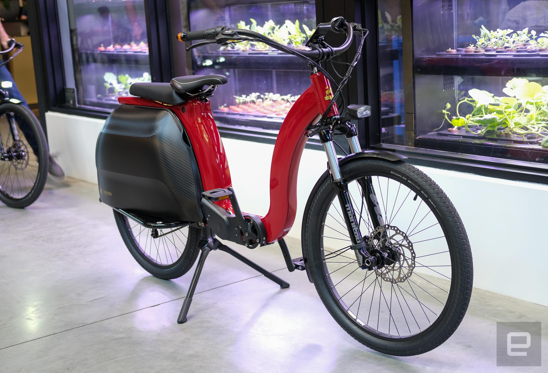 <p>Civilized Cycles Model 1</p>