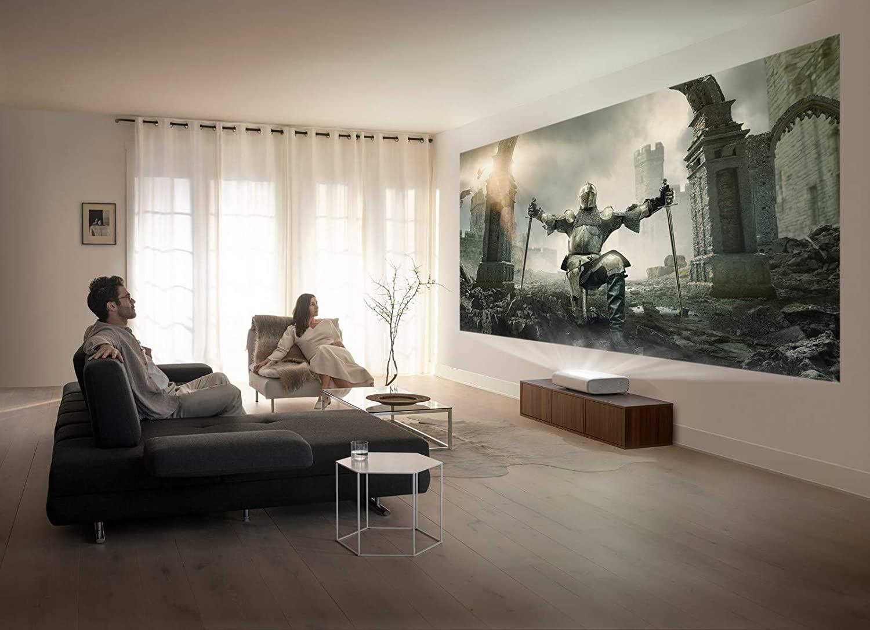 Samsung'un Premiere 4K projektörü şu anda 1.000$ indirimde | Engadget