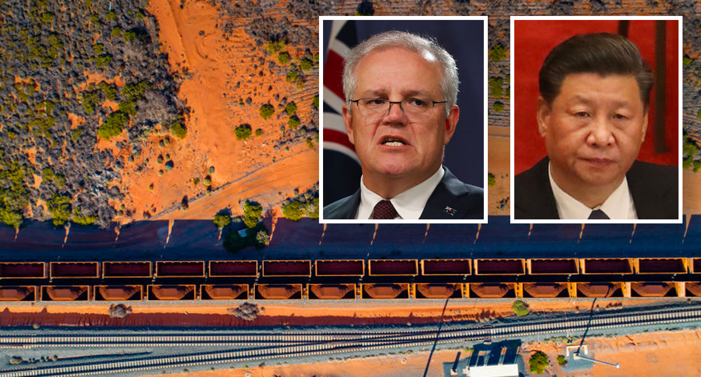 'DELUSIONAL': China's daunting 10-year threat to Australia