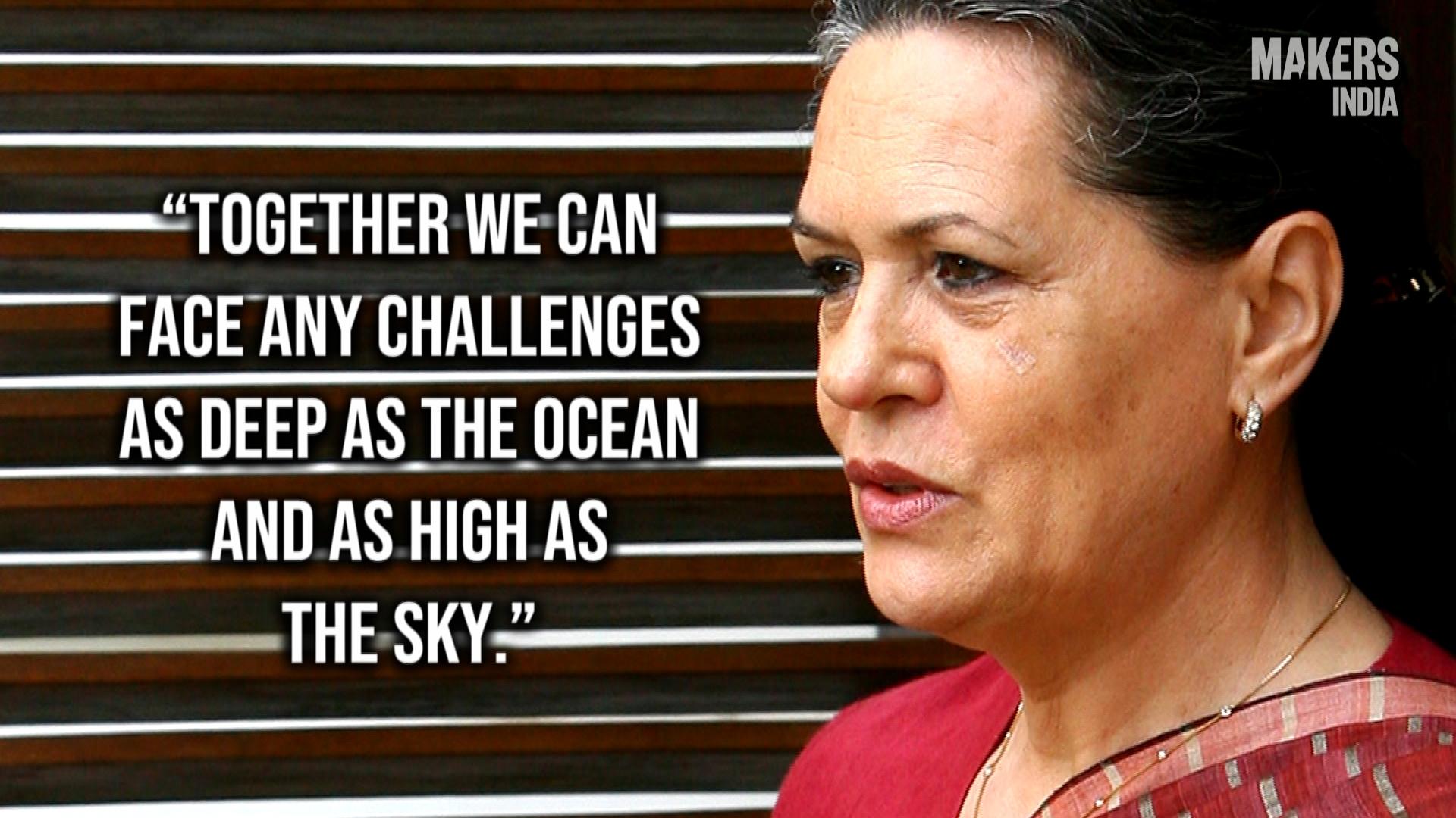 Sonia Gandhi: Power In Itself Has Never Attracted Me, Nor Has Position Been My Goal