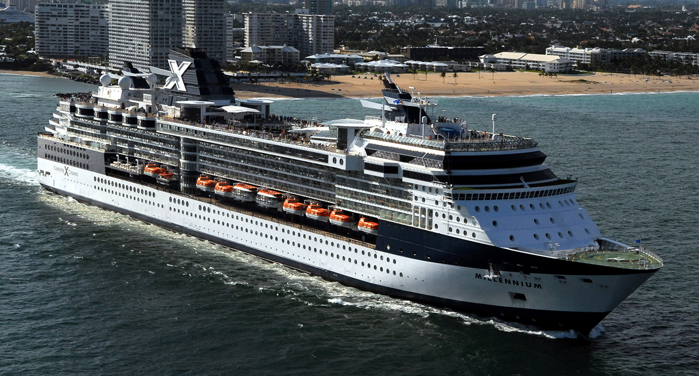 Passengers onboard fully vaccinated cruise test positive to Covid