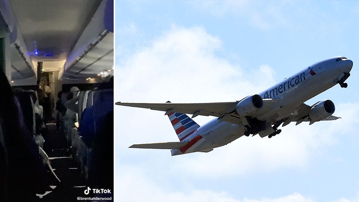 'Shame': Flight attendant blasts 'disgusting' passengers over PA