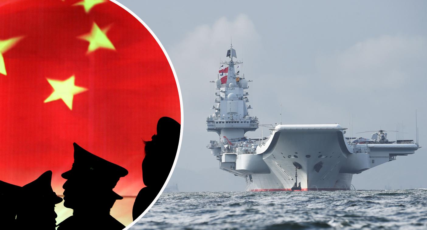 Warning over 'disturbing signals' coming from China