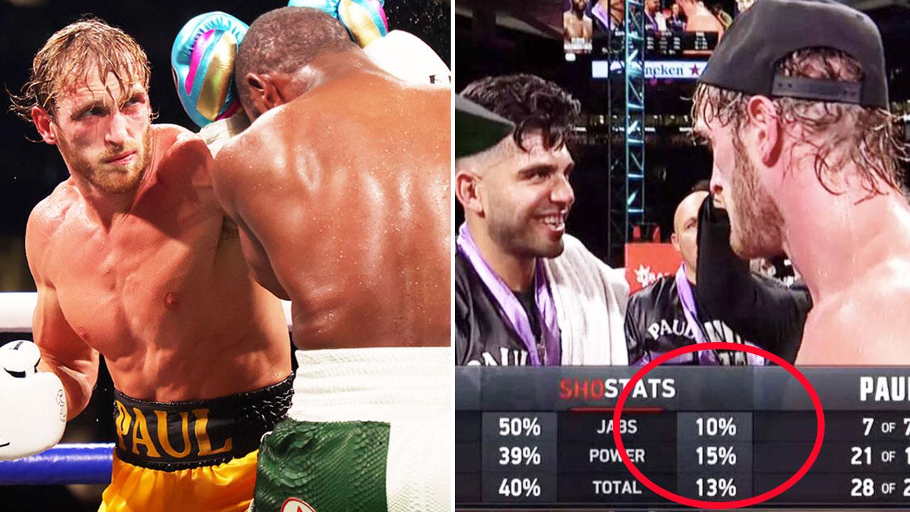 Photo exposes 'atrocious' truth about Floyd Mayweather-Logan Paul fight – Yahoo Sport Australia