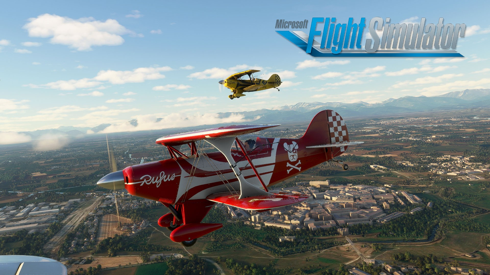 Microsoft Fllight Simulator