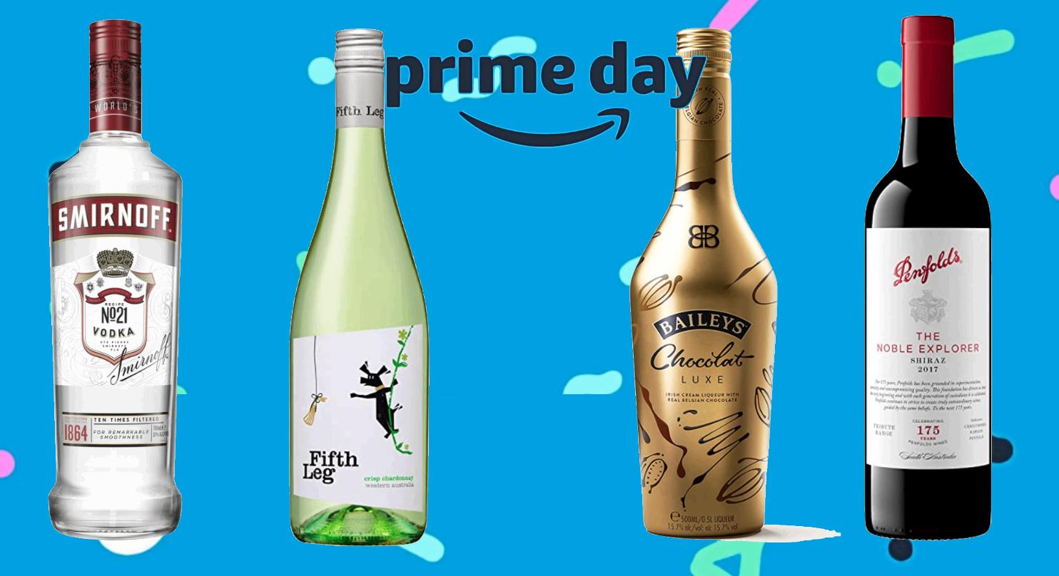Amazon Australia Prime Day 2021: 10 best alcohol deals