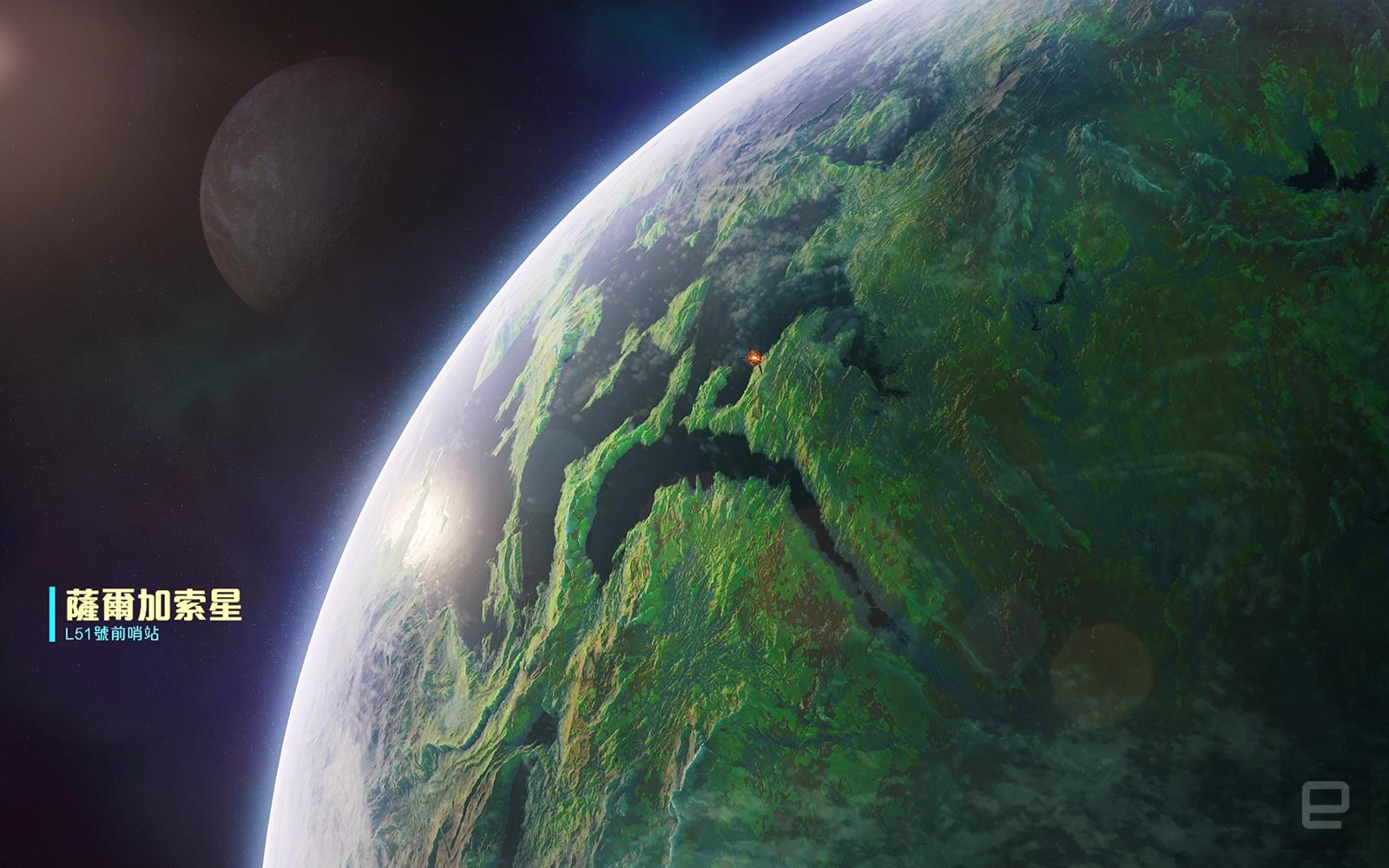 Ratchet & Clank Rift Apart Planet 2