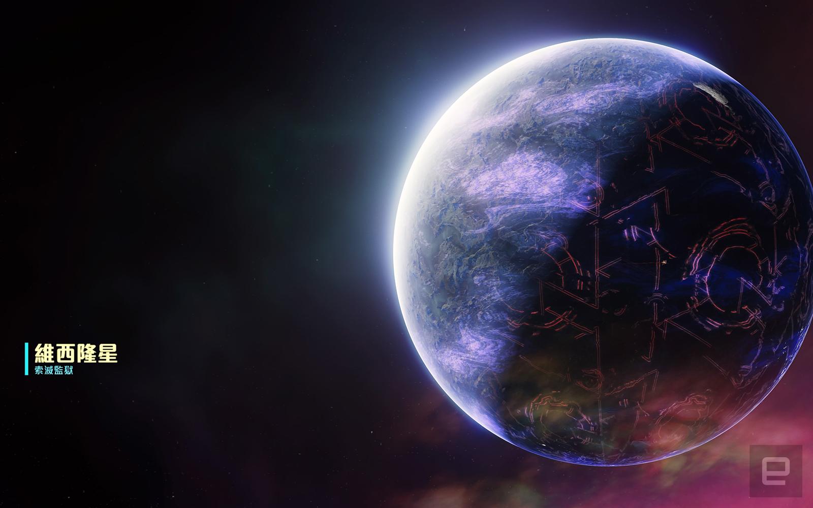 Ratchet & Clank Rift Apart Planet 9