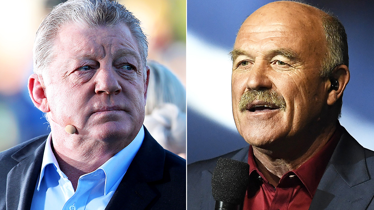 Phil Gould lashes Wally Lewis over 'ridiculous' State of Origin call