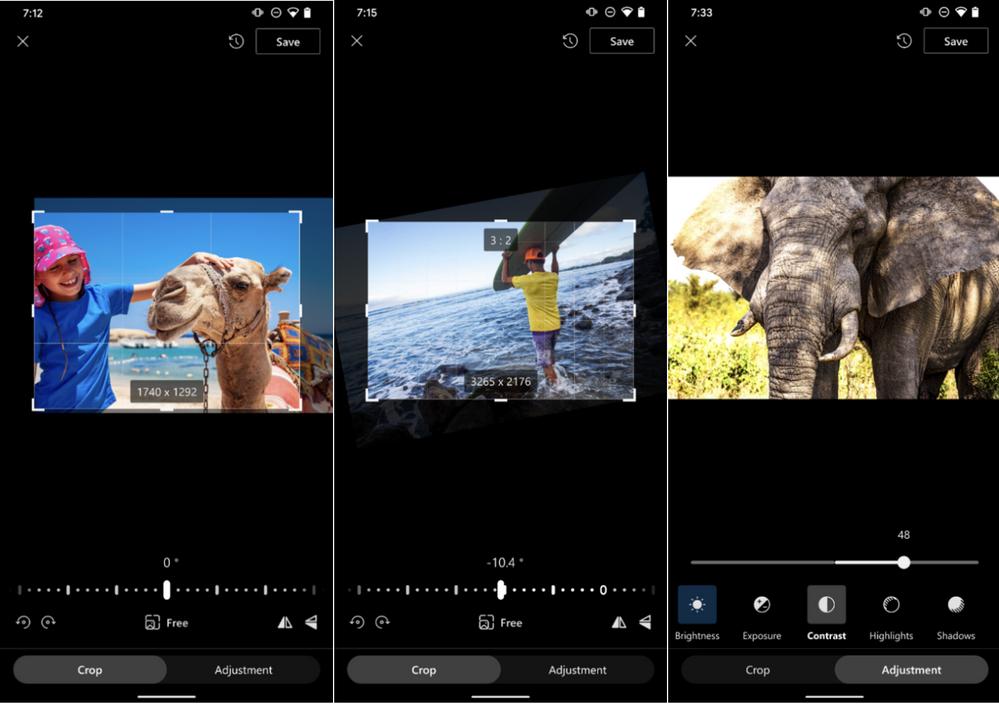 OneDrive Photo Editor