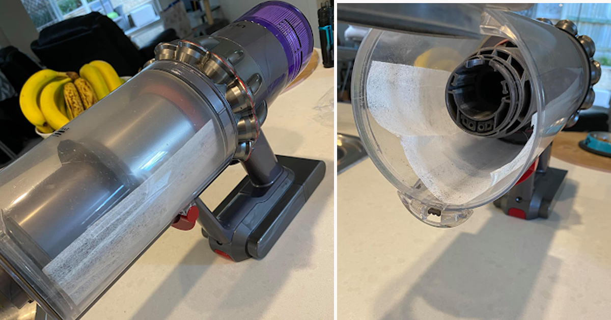 Woman's 'game-changing' Dyson cleaning hack: 'Genius'