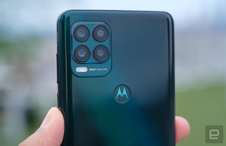 <p>Moto G Stylus 5G hands-on</p>