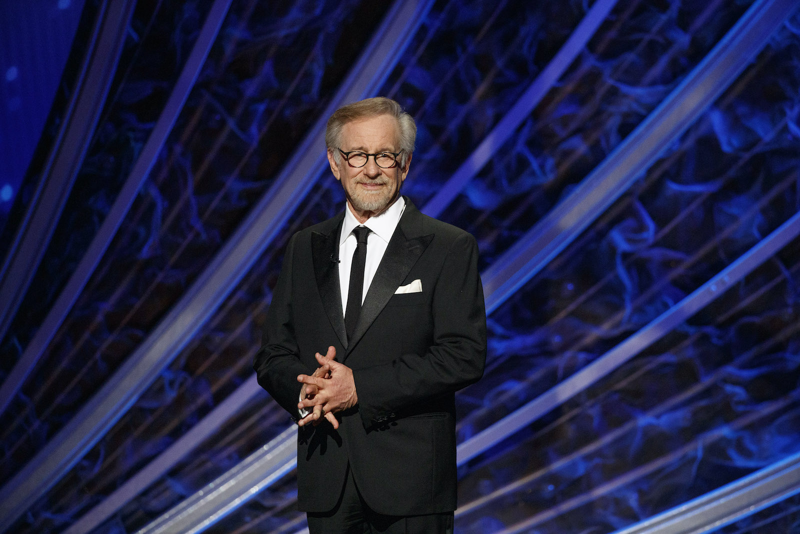 THE OSCARS® - The 92nd Oscars® broadcasts live on Sunday, Feb. 9,2020 at the Dolby Theatre® at Hollywood & Highland Center® in Hollywood and will be televised live on The ABC Television Network at 8:00 p.m. EST/5:00 p.m. PST.  (CRAIG SJODIN via Getty Images) STEVEN SPIELBERG