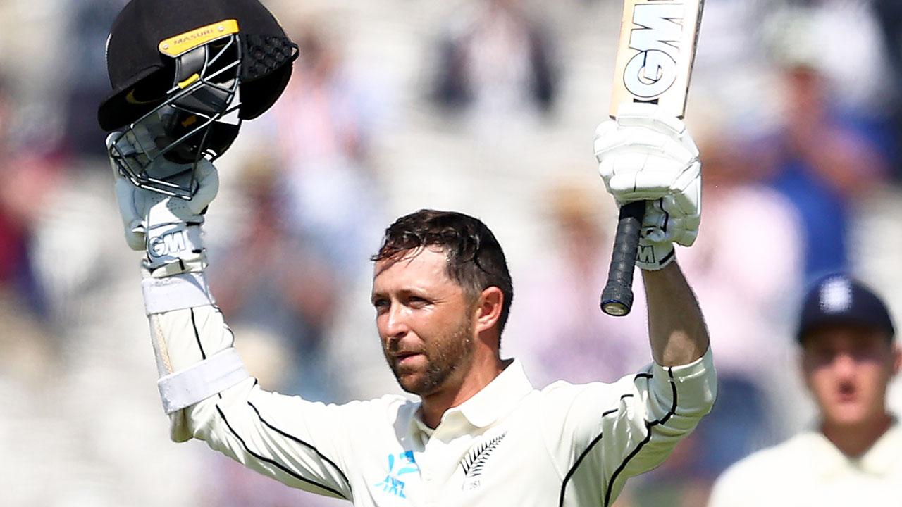Kiwi debutant seals astounding slice of Test cricket history