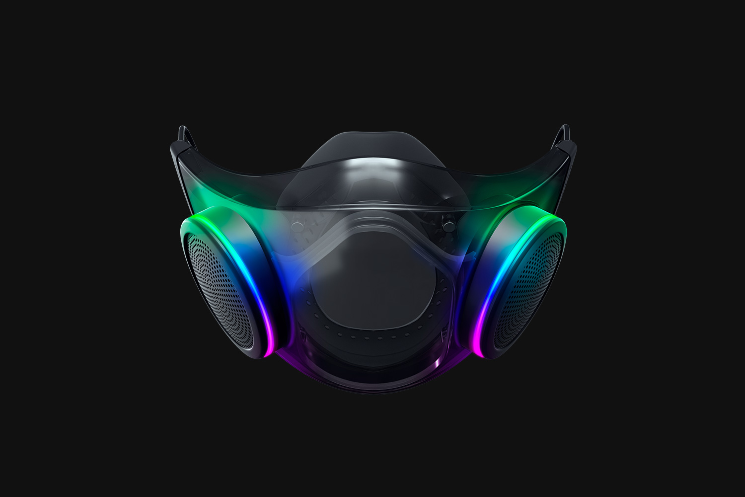 Razer plans to sell glowing Gamer masks for a limited time later this year