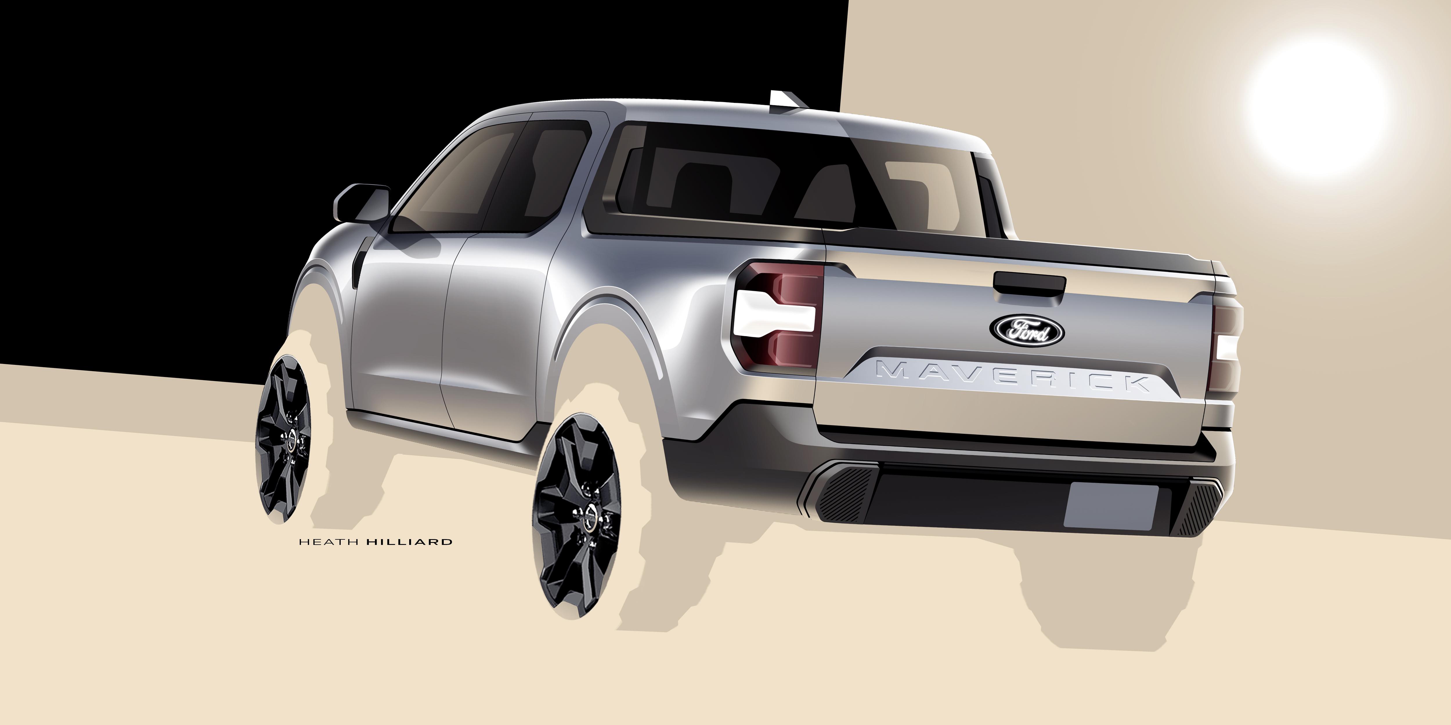 <p>2022 Ford Maverick</p>