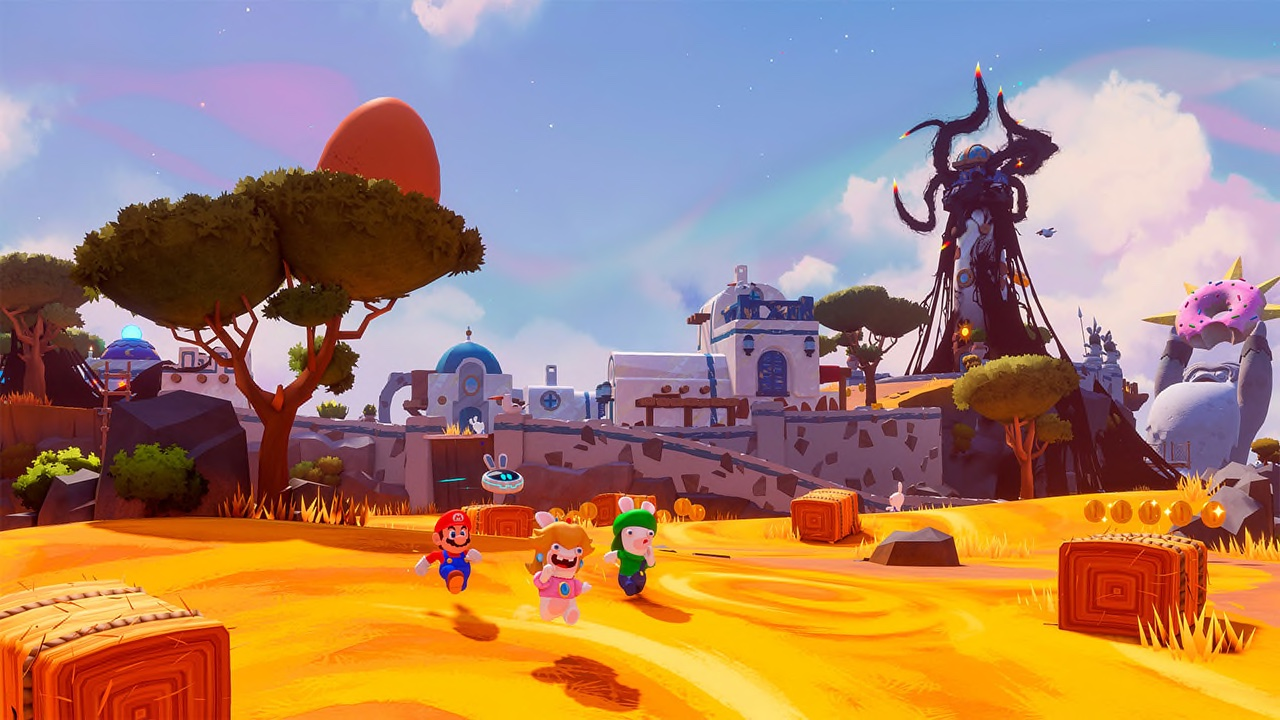 'Mario + Rabbids: Sparks of Hope' is coming to Switch in 2022