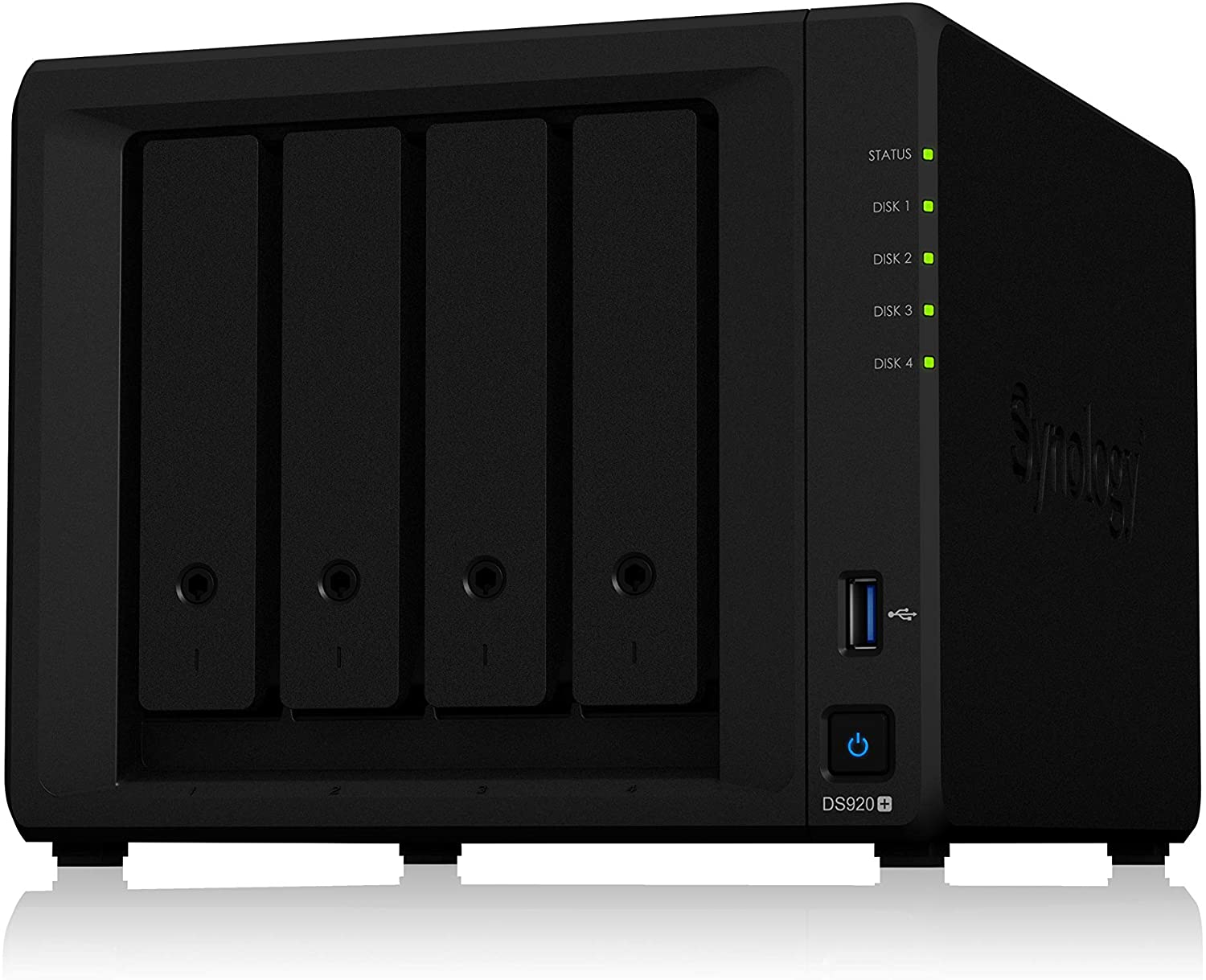 Synology DS920+ 4Bay NAS