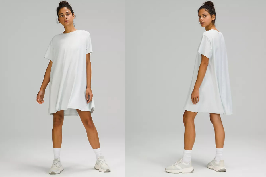 'The best dress ever': Lululemon shoppers love this comfy, casual dress — and it's on sale