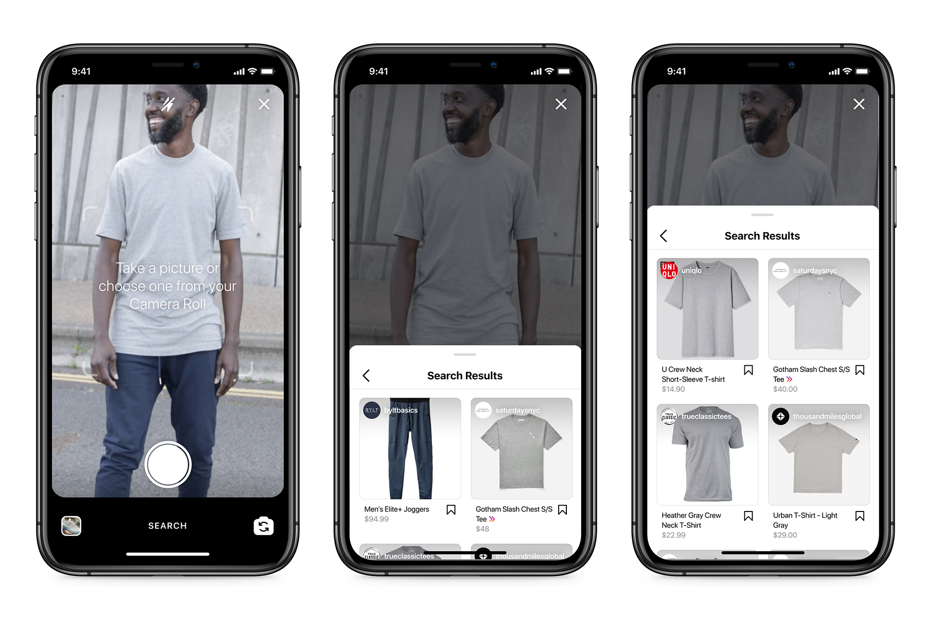 Facebook is working on visual search for shopping on Instagram | Engadget