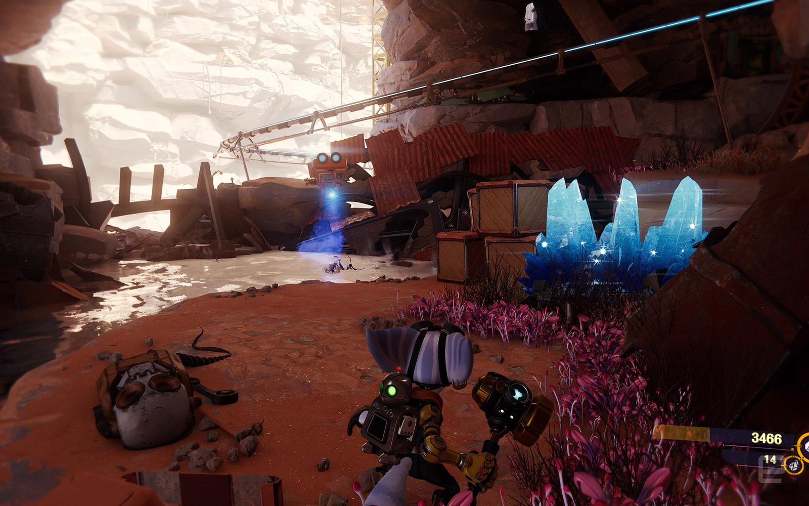 Ratchet & Clank Rift Apart Planet 6