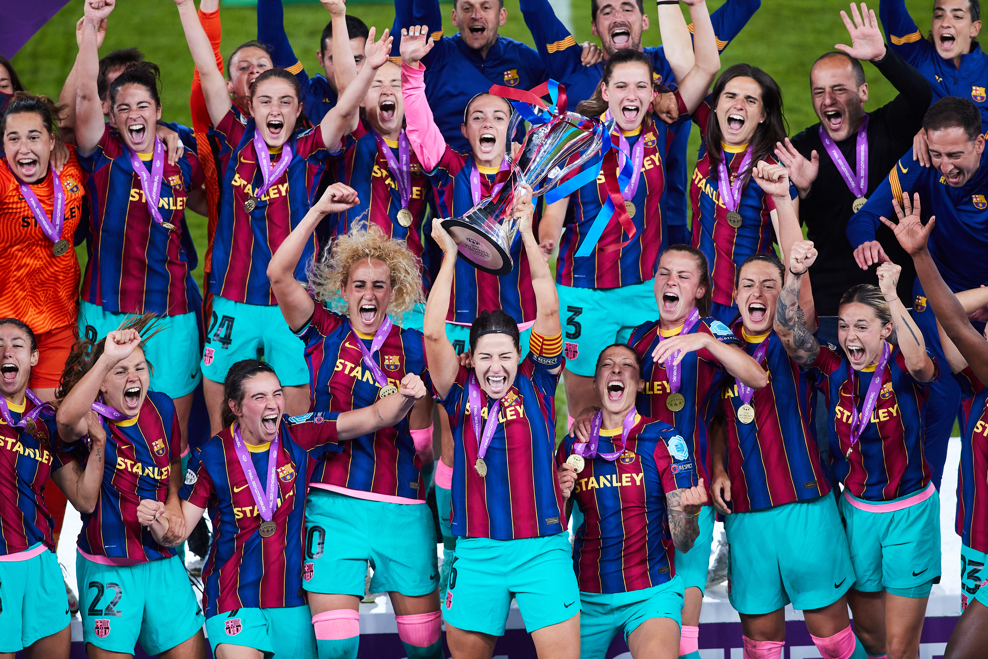 YouTube will stream the UEFA Women's Champions League for free | Engadget