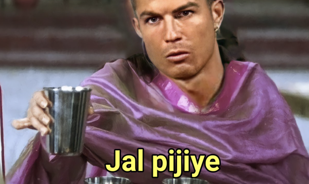 Ronaldo's stunt with Coca-Cola has given us some hilarious memes