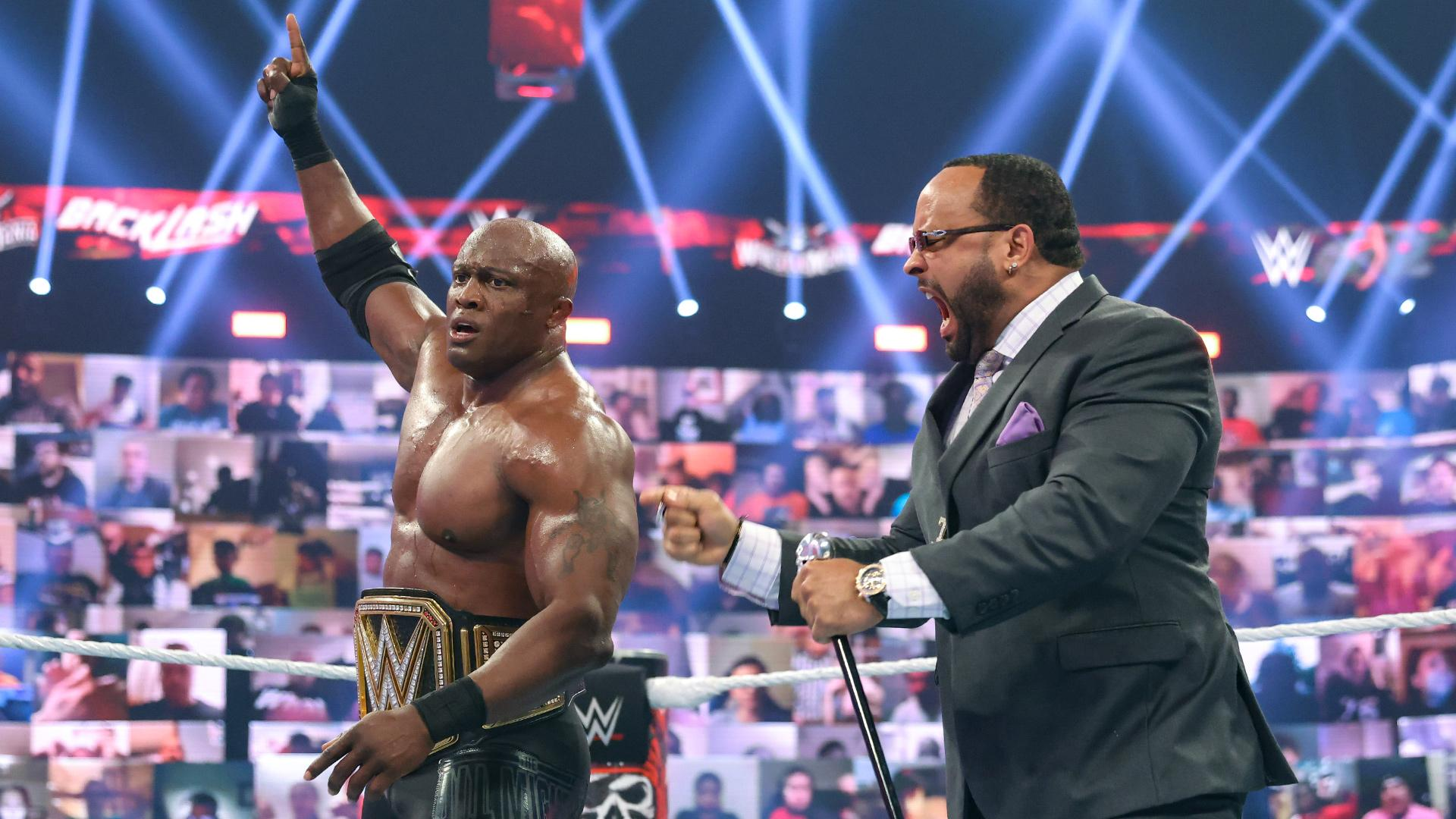 Q&A: Bobby Lashley explains how patience is key to his WWE success