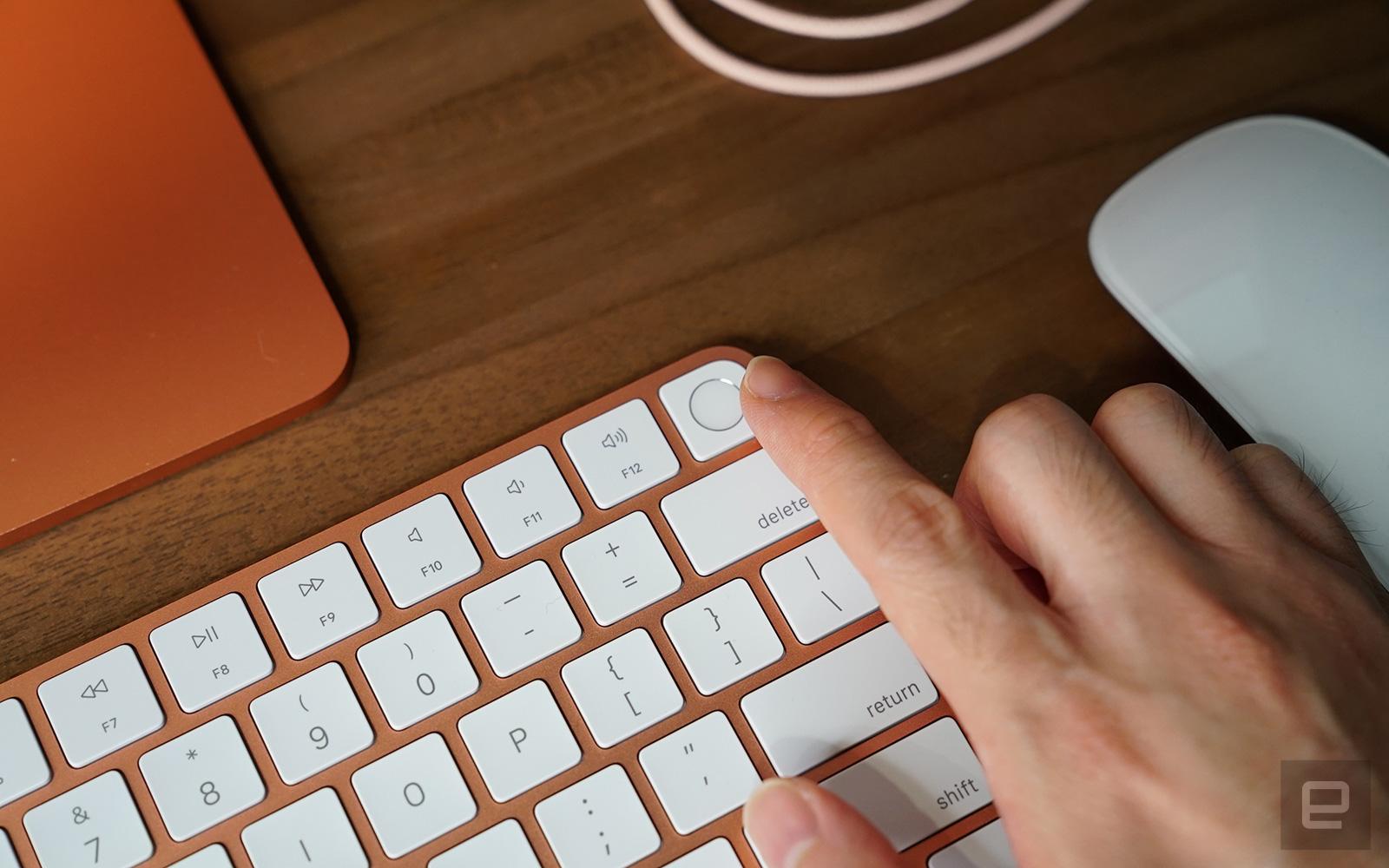 Apple iMac 24 吋 2021 評測