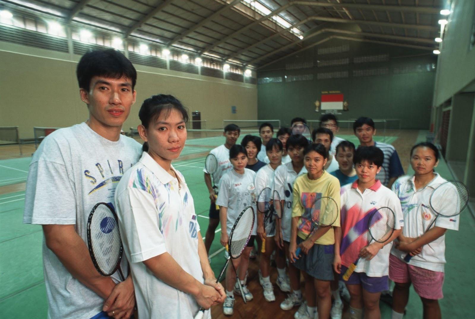"""Le """"couple doré"""" qui a offert ses premières médailles d'or olympiques à l'Indonésie"""