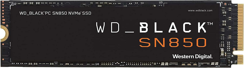 WD 黑色 SN850