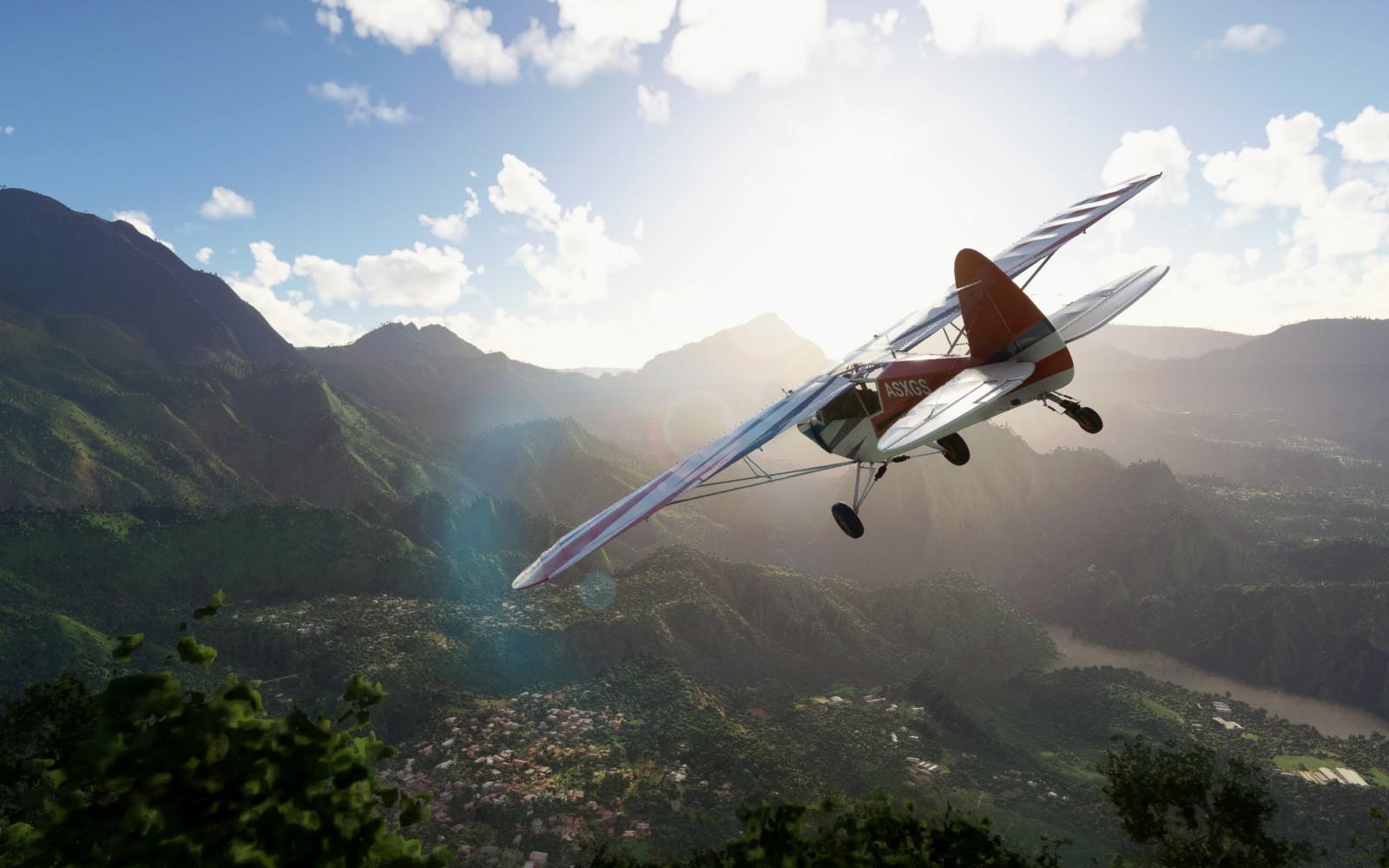 微軟飛行模擬 Flight Simulator
