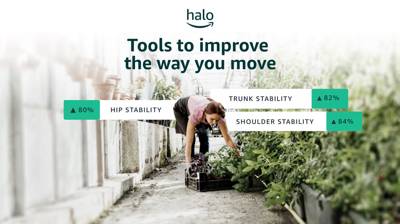 Amazon, Halo uygulamasına fonksiyonel uygunluk testleri ve düzeltici egzersizler ekliyor | Engadget