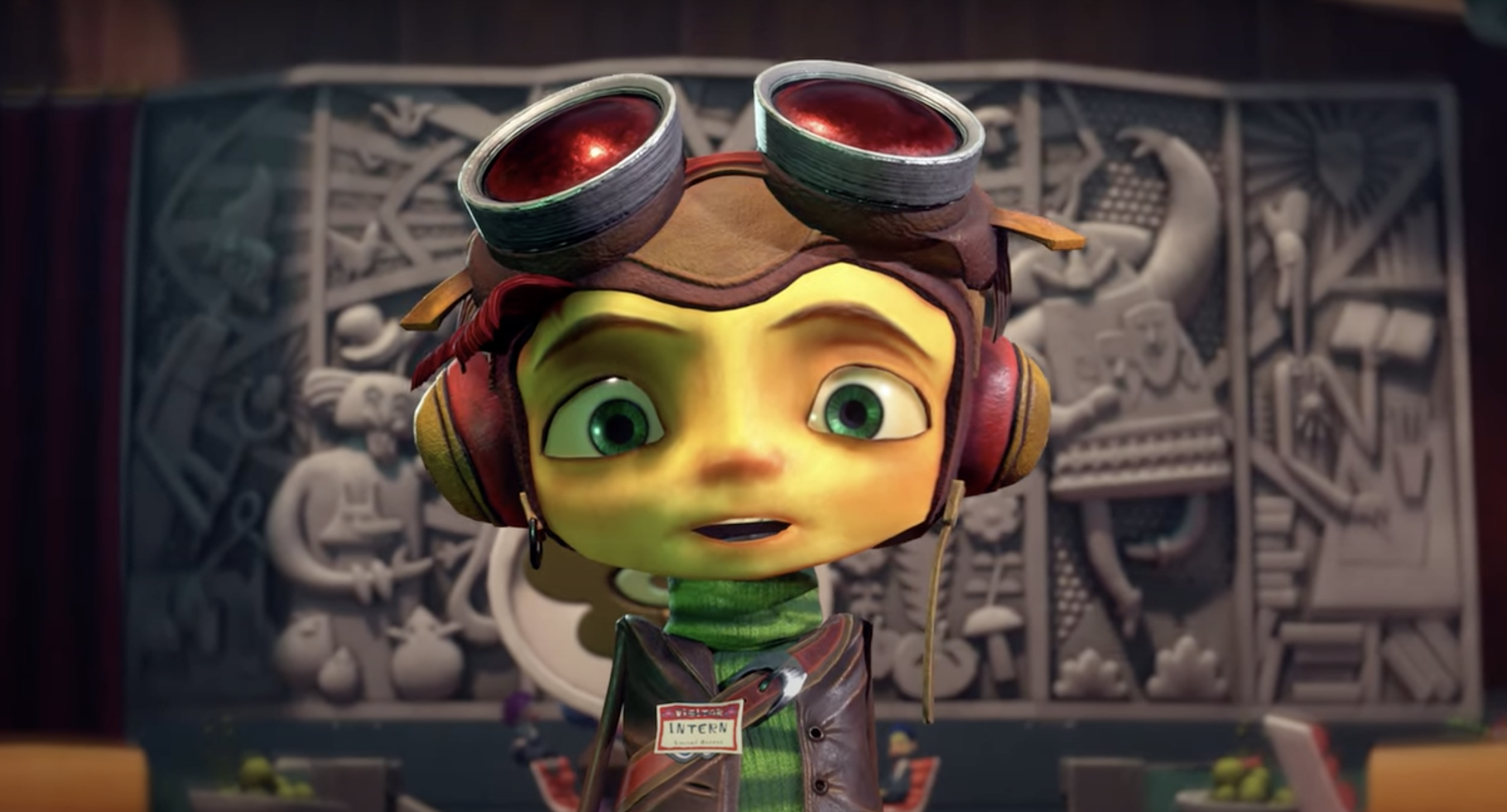 'Psychonauts 2' finally arrives on August 25, 2021   Engadget