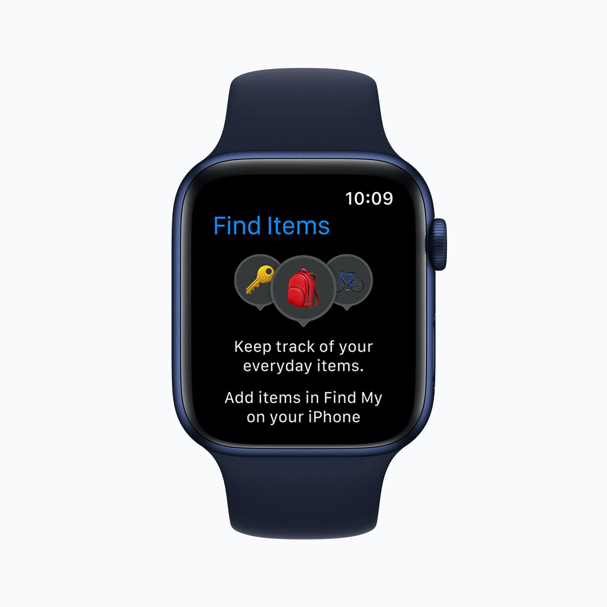 <p>Apple watchOS 8</p>