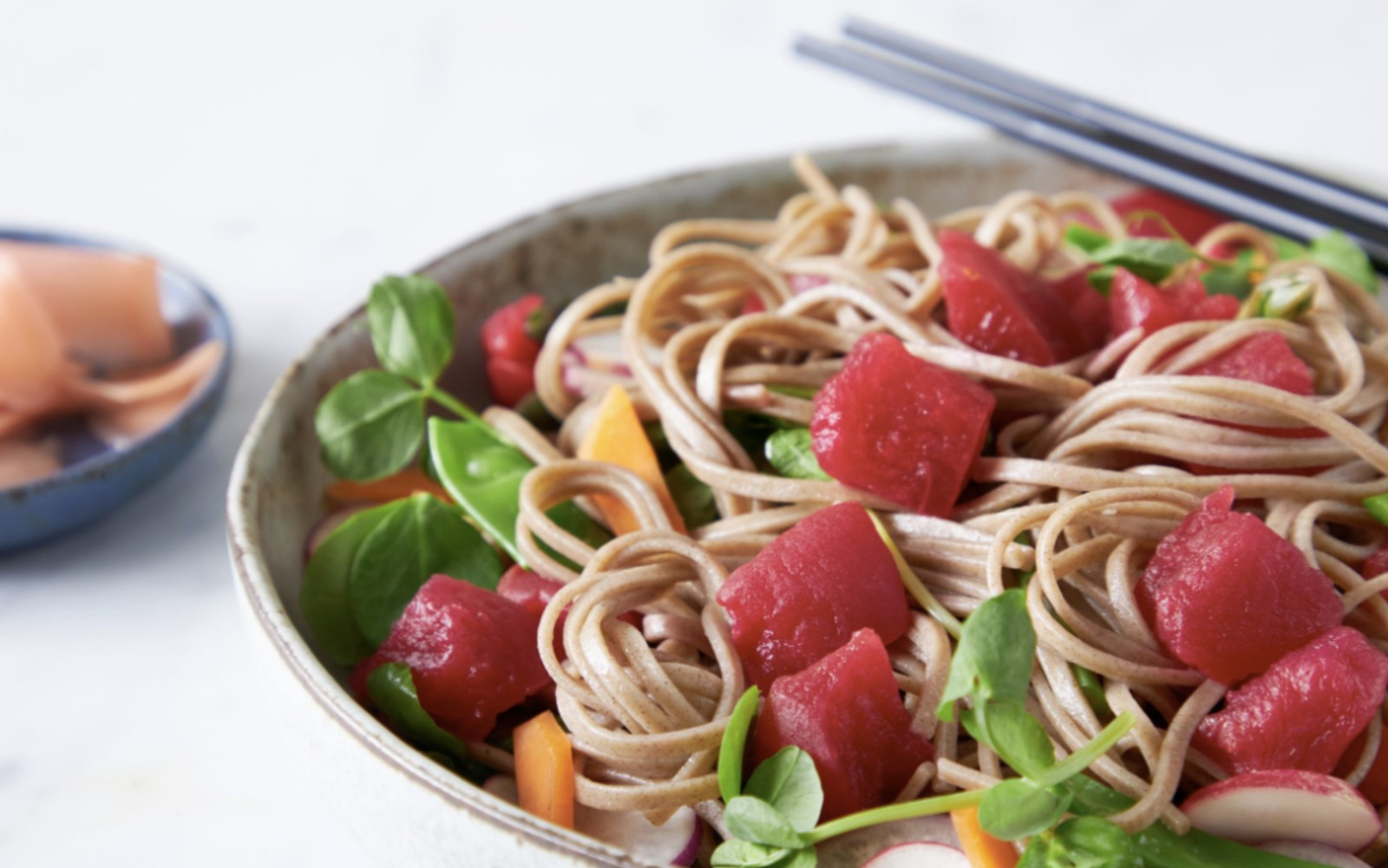 Finless Foods plant-based tuna