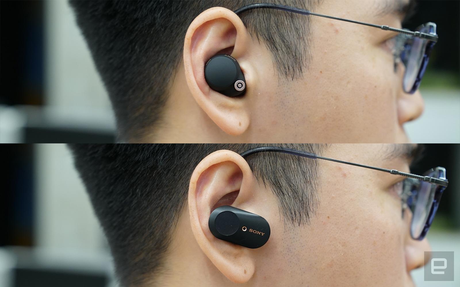 Sony WF-1000XM4 評測
