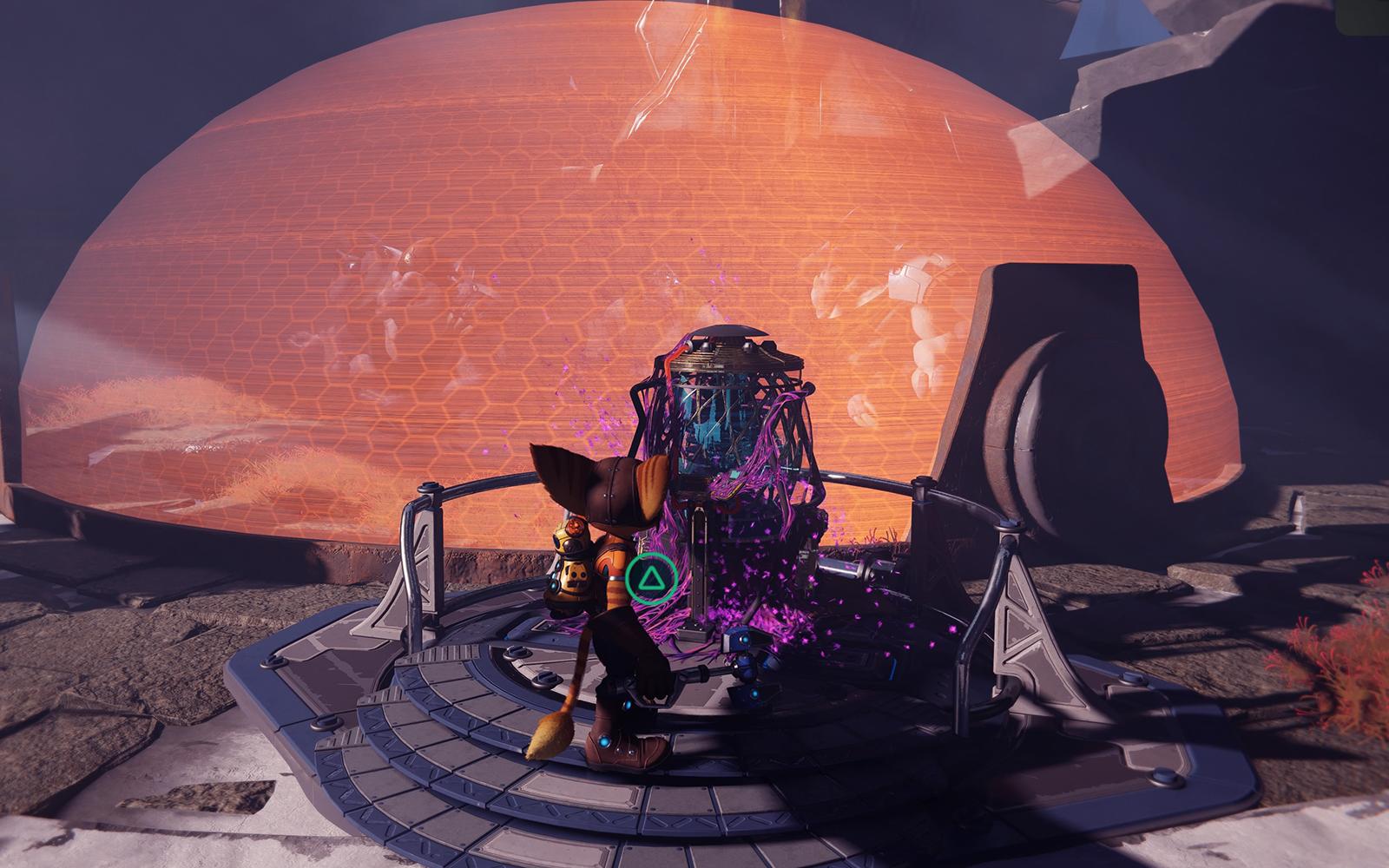 Ratchet & Clank Rift Apart Planet 4