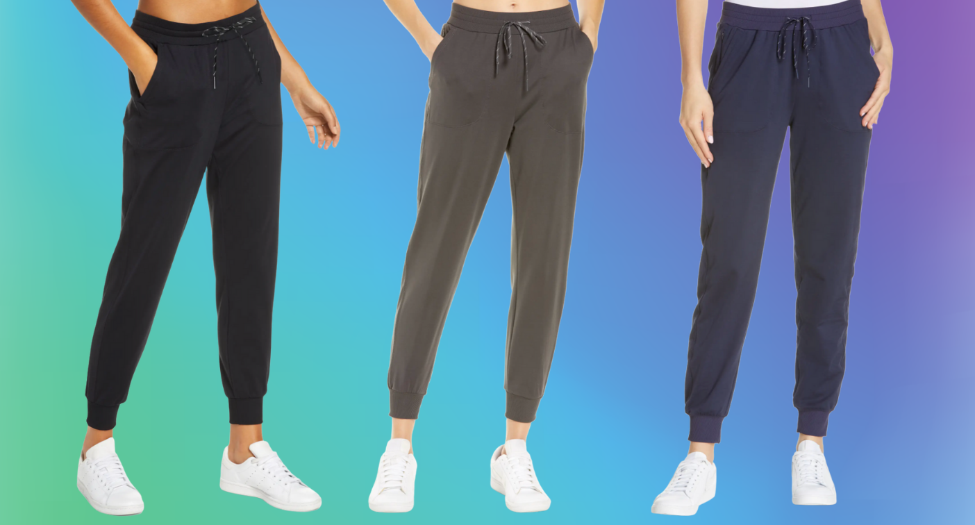 'These feel like butter': Nordstrom shoppers love these ultra-flattering joggers