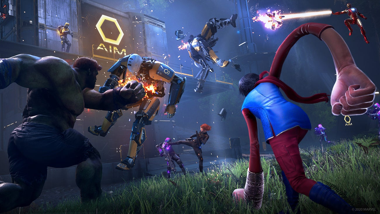 2K is reportedly preparing a Marvel 'XCOM' game and a Borderlands spin-off | Engadget