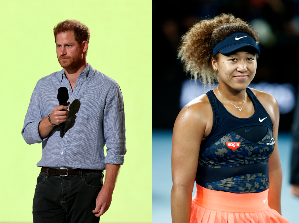 Naomi Osaka, Prince Harry are open about their emotional struggles. Here's why it matters.