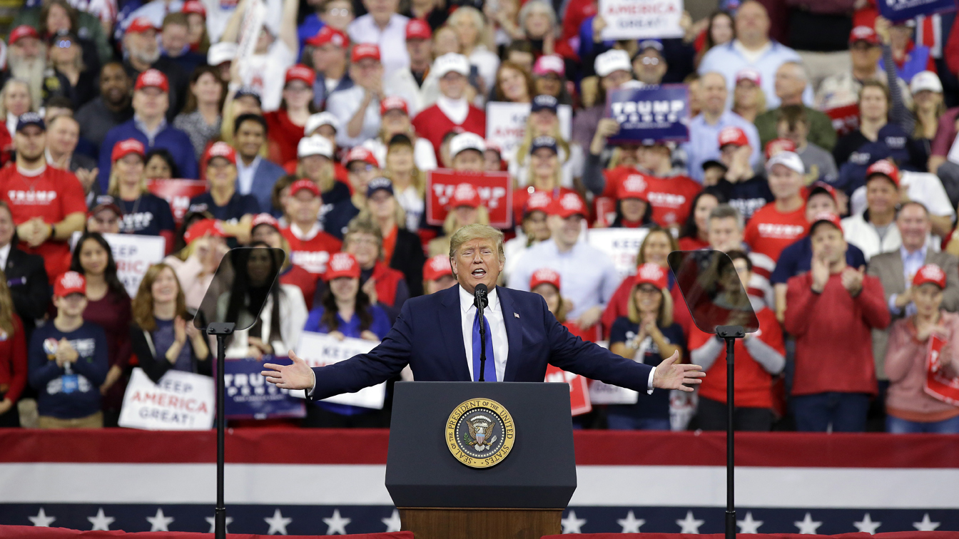 As Trump restarts rallies GOP strategists hope against all odds that he won't rehash 2020 election – Yahoo News