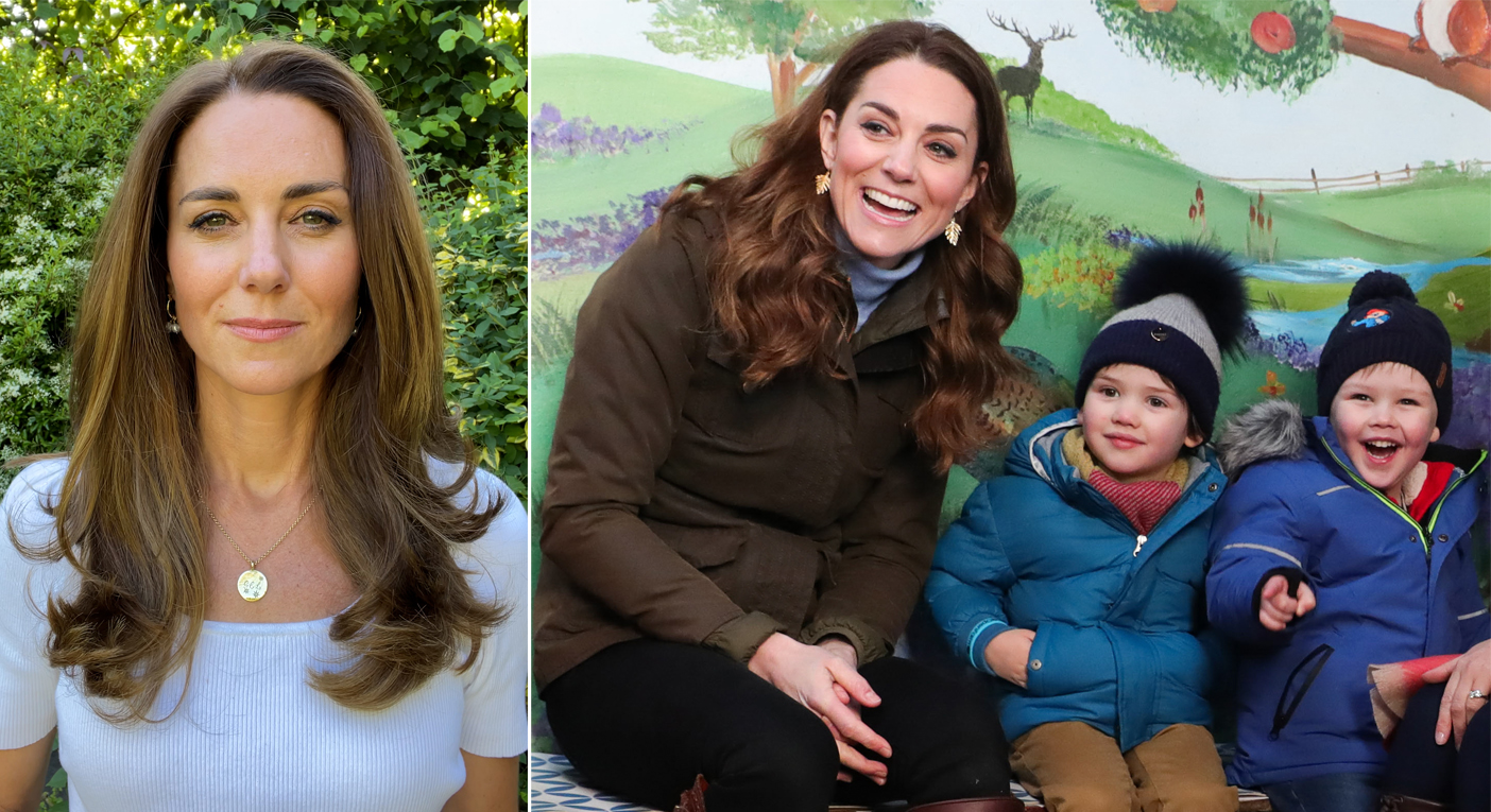 Duchess of Cambridge launches Centre for Early Childhood: 'We can break the cycle for next generation'